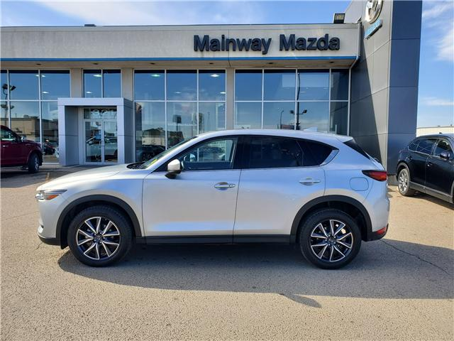 2018 Mazda CX-5 GT (Stk: P1563) in Saskatoon - Image 1 of 27