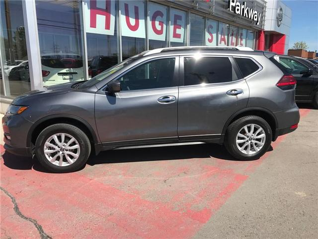 2017 Nissan Rogue SV (Stk: N1458) in Hamilton - Image 3 of 12