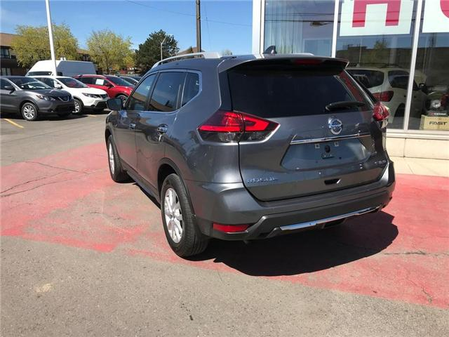 2017 Nissan Rogue SV (Stk: N1458) in Hamilton - Image 4 of 12