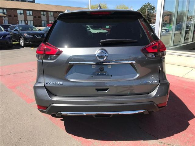 2017 Nissan Rogue SV (Stk: N1458) in Hamilton - Image 5 of 12