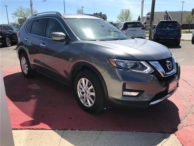2017 Nissan Rogue SV (Stk: N1458) in Hamilton - Image 6 of 12