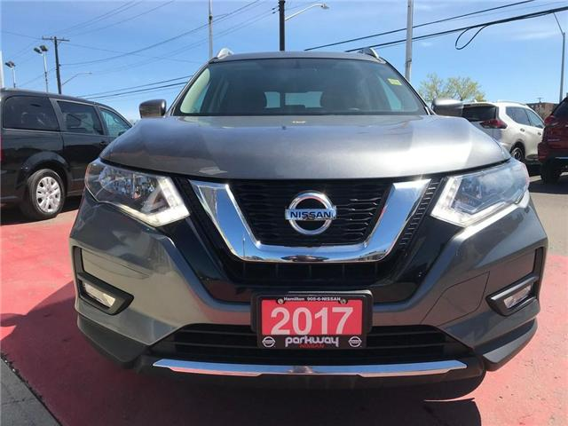 2017 Nissan Rogue SV (Stk: N1458) in Hamilton - Image 7 of 12