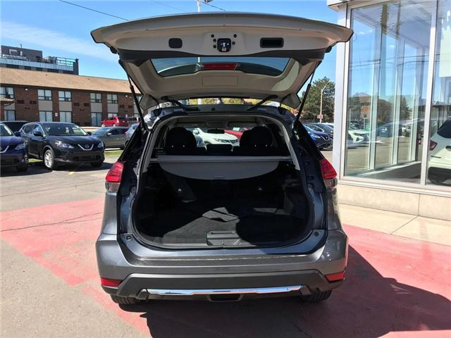 2017 Nissan Rogue SV (Stk: N1458) in Hamilton - Image 12 of 12
