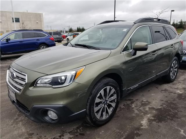 2015 Subaru Outback 2.5i Limited Package (Stk: 19SB488A) in Innisfil - Image 2 of 8