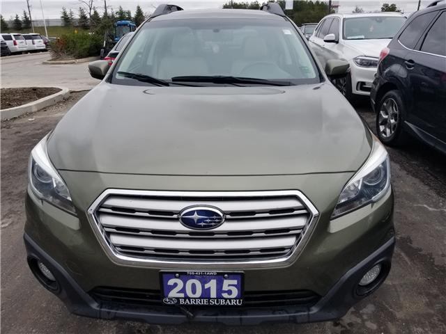 2015 Subaru Outback 2.5i Limited Package (Stk: 19SB488A) in Innisfil - Image 3 of 7