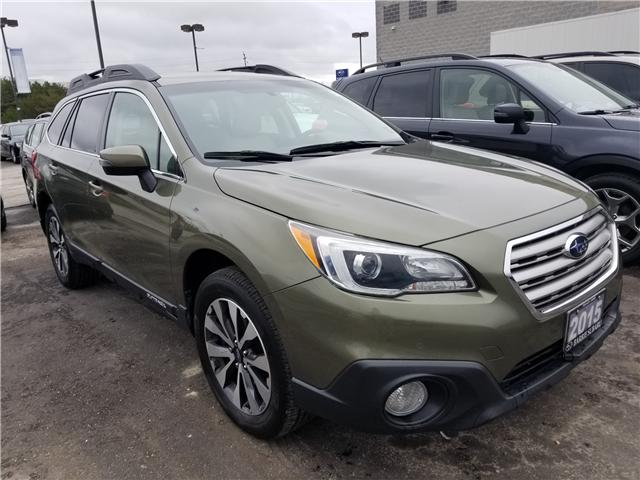 2015 Subaru Outback 2.5i Limited Package (Stk: 19SB488A) in Innisfil - Image 4 of 7