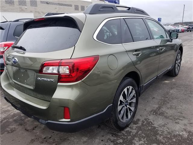 2015 Subaru Outback 2.5i Limited Package (Stk: 19SB488A) in Innisfil - Image 5 of 7