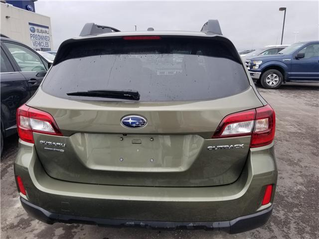 2015 Subaru Outback 2.5i Limited Package (Stk: 19SB488A) in Innisfil - Image 6 of 7