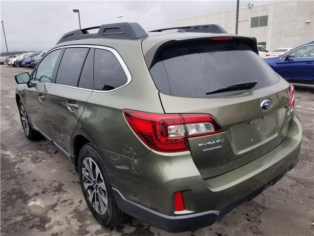 2015 Subaru Outback 2.5i Limited Package (Stk: 19SB488A) in Innisfil - Image 7 of 7