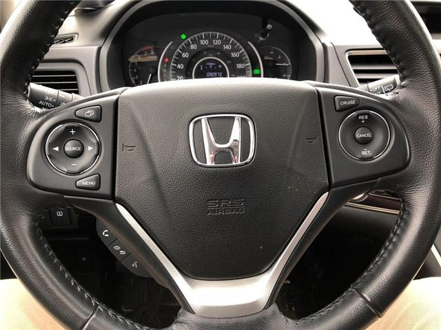 2016 Honda CR-V EX-L (Stk: U16418) in Goderich - Image 15 of 18