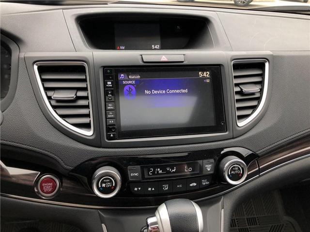 2016 Honda CR-V EX-L (Stk: U16418) in Goderich - Image 16 of 18
