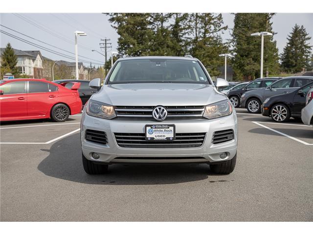2012 Volkswagen Touareg 3.0 TDI Highline (Stk: VW0842) in Vancouver - Image 2 of 27