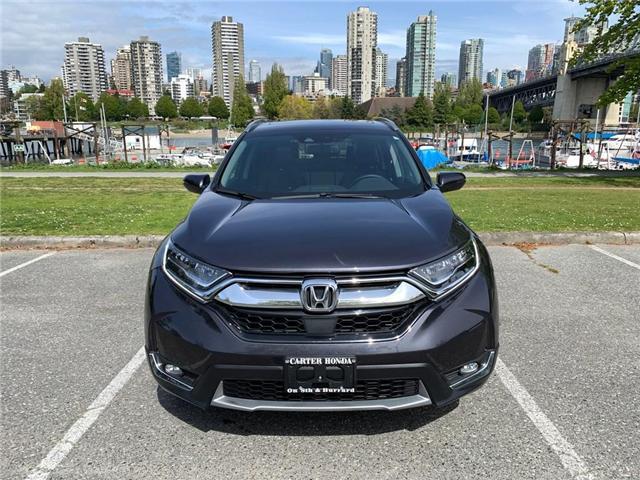 2017 Honda CR-V Touring (Stk: 2K00021) in Vancouver - Image 4 of 24