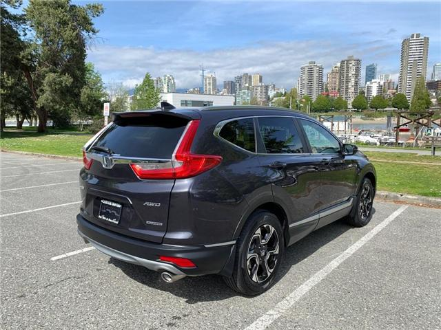 2017 Honda CR-V Touring (Stk: 2K00021) in Vancouver - Image 12 of 24