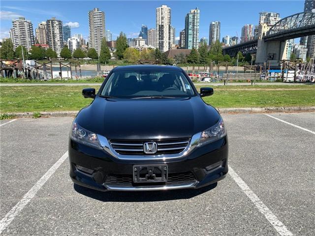2015 Honda Accord EX-L V6 (Stk: 3K33011) in Vancouver - Image 5 of 26