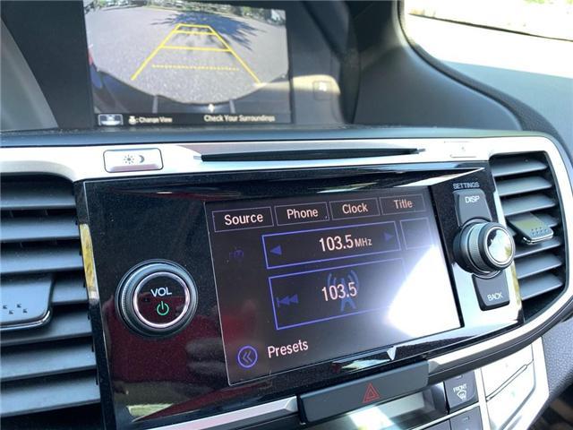 2015 Honda Accord EX-L V6 (Stk: 3K33011) in Vancouver - Image 19 of 26