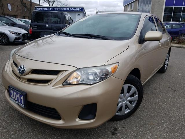 2011 Toyota Corolla CE (Stk: P39708AA) in Mississauga - Image 1 of 17