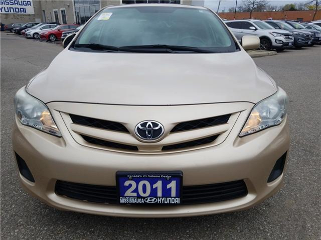 2011 Toyota Corolla CE (Stk: P39708AA) in Mississauga - Image 2 of 17