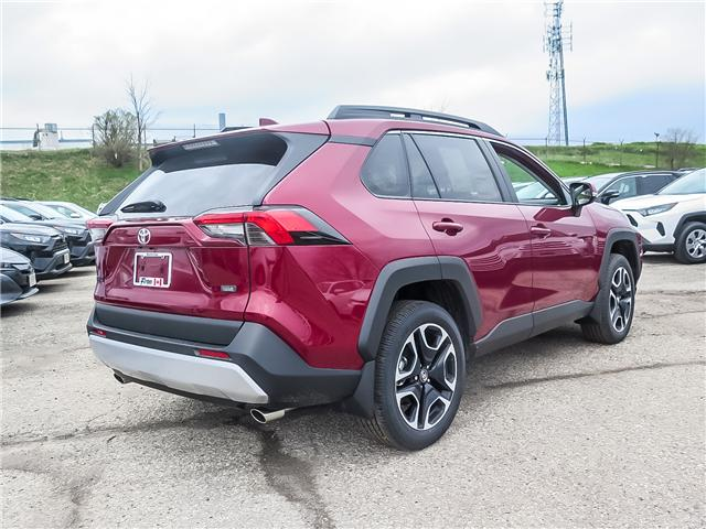 2019 Toyota RAV4 Trail (Stk: 95264) in Waterloo - Image 5 of 19