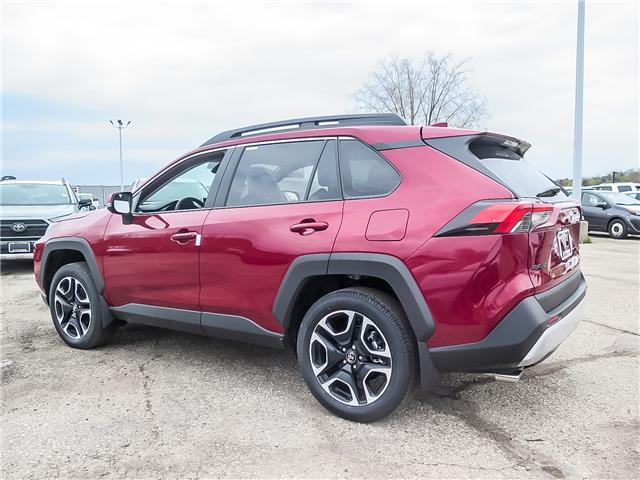 2019 Toyota RAV4 Trail (Stk: 95264) in Waterloo - Image 7 of 19