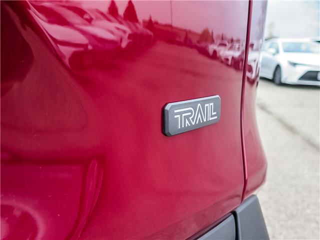 2019 Toyota RAV4 Trail (Stk: 95264) in Waterloo - Image 17 of 19