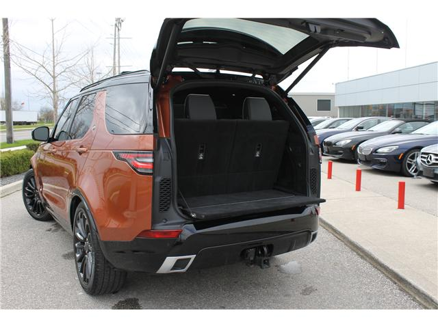 2018 Land Rover Discovery HSE LUXURY (Stk: 16800) in Toronto - Image 23 of 28