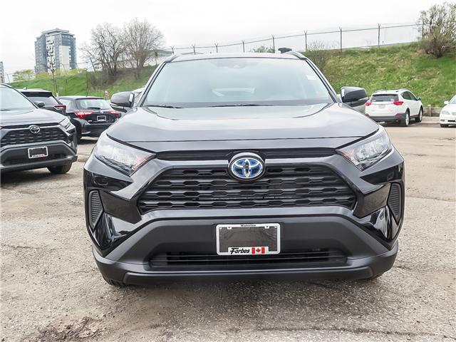2019 Toyota RAV4 Hybrid LE (Stk: 95272) in Waterloo - Image 2 of 18