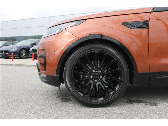 2018 Land Rover Discovery HSE LUXURY (Stk: 16800) in Toronto - Image 10 of 28