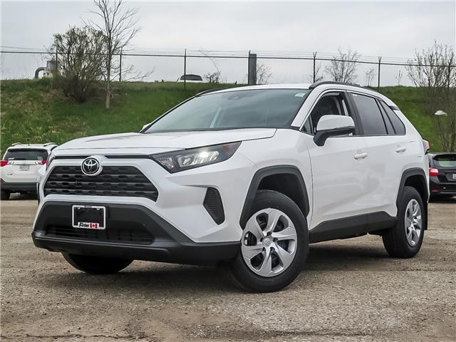 2019 Toyota RAV4 LE (Stk: 95276) in Waterloo - Image 1 of 15