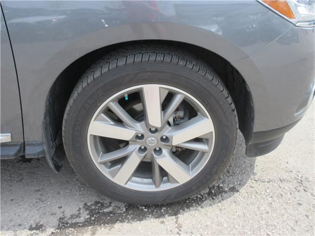 2016 Nissan Pathfinder Platinum (Stk: 2531) in Okotoks - Image 21 of 24
