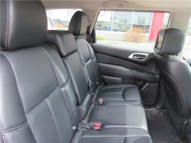2016 Nissan Pathfinder Platinum (Stk: 2531) in Okotoks - Image 16 of 24