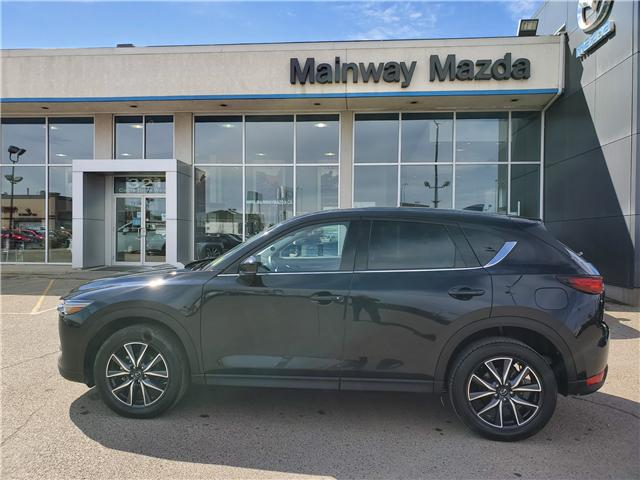 2018 Mazda CX-5 GT (Stk: P1562) in Saskatoon - Image 1 of 26