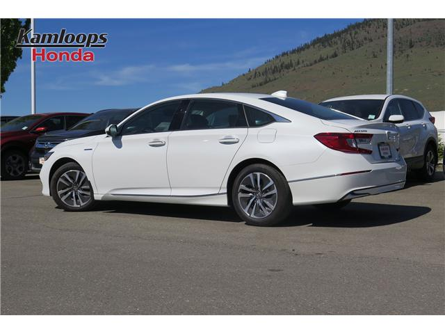 2019 Honda Accord Hybrid Touring (Stk: N14229) in Kamloops - Image 4 of 19