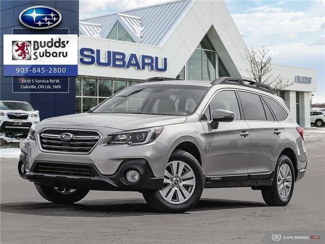 2018 Subaru Outback 2.5i Touring (Stk: O18218R) in Oakville - Image 1 of 30
