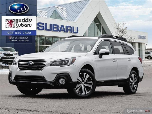 2018 Subaru Outback 2.5i Limited (Stk: O18228R) in Oakville - Image 1 of 30