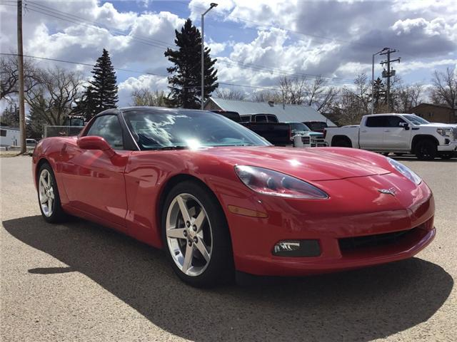 2005 Chevrolet Corvette Base (Stk: 147465) in Brooks - Image 1 of 19