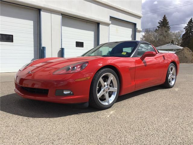 2005 Chevrolet Corvette Base (Stk: 147465) in Brooks - Image 3 of 19