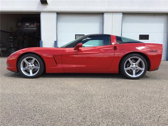 2005 Chevrolet Corvette Base (Stk: 147465) in Brooks - Image 4 of 19