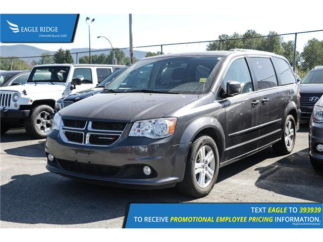 2017 Dodge Grand Caravan Crew (Stk: 179089) in Coquitlam - Image 1 of 5