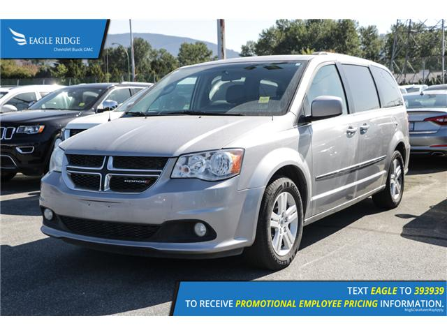 2017 Dodge Grand Caravan Crew (Stk: 179231) in Coquitlam - Image 1 of 5