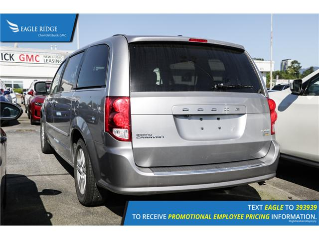 2017 Dodge Grand Caravan Crew (Stk: 179231) in Coquitlam - Image 2 of 5