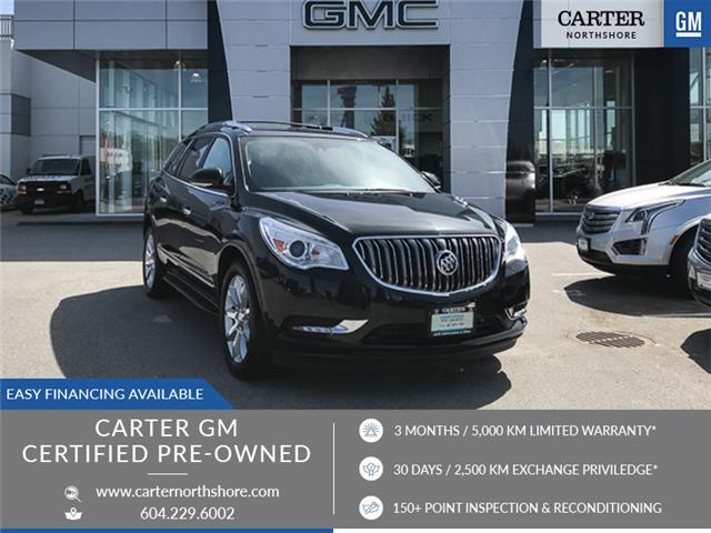 2015 Buick Enclave Premium (Stk: 972230) in North Vancouver - Image 1 of 29