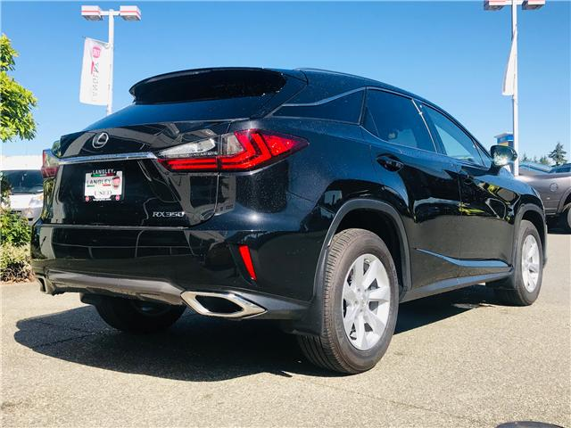 2016 Lexus RX 350 Base (Stk: LF010360) in Surrey - Image 9 of 30