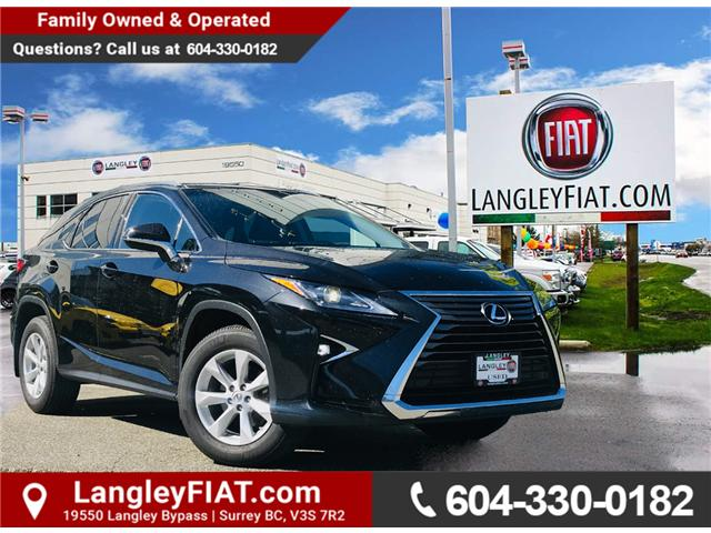 2016 Lexus RX 350 Base (Stk: LF010360) in Surrey - Image 1 of 30