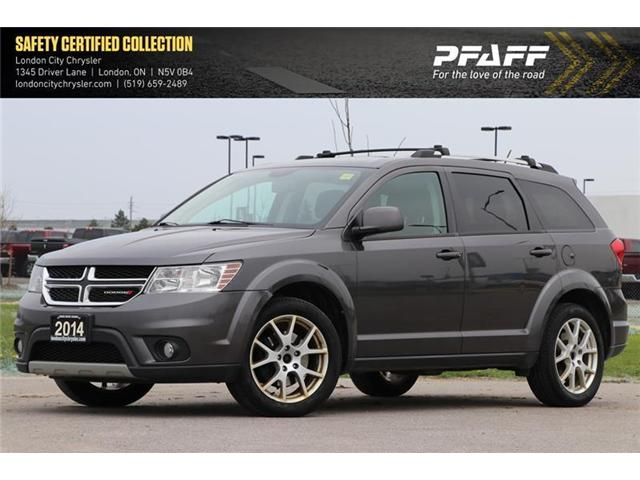 2014 Dodge Journey SXT (Stk: LC9079A) in London - Image 1 of 19