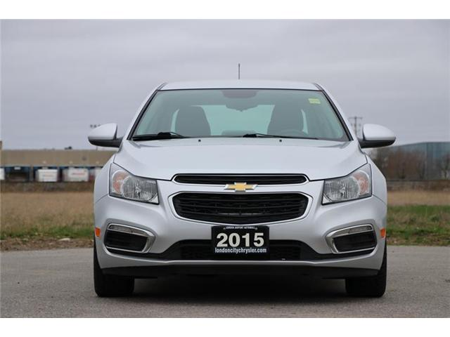 2015 Chevrolet Cruze 1LT (Stk: LU8610) in London - Image 2 of 19