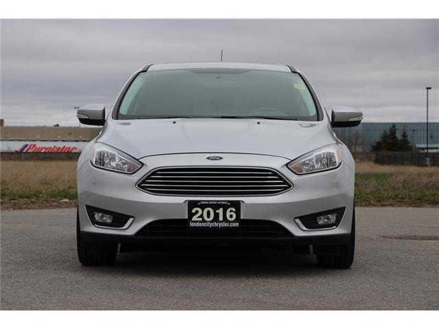 2016 Ford Focus Titanium (Stk: LU8611) in London - Image 2 of 19