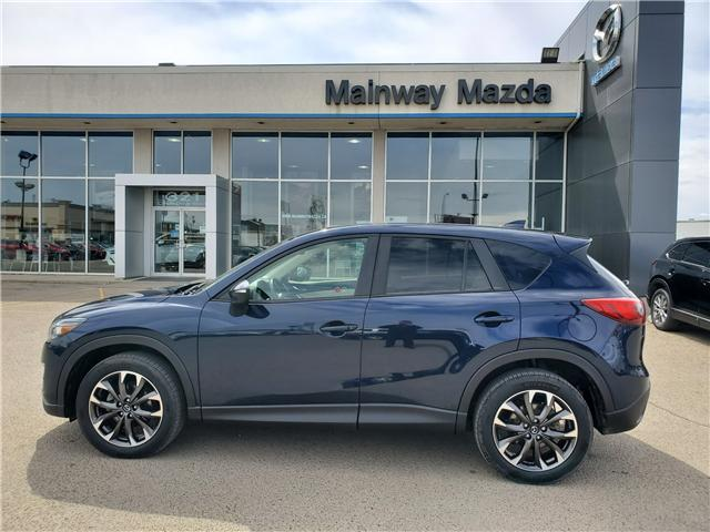 2016 Mazda CX-5 GT (Stk: 1389A) in Saskatoon - Image 1 of 26