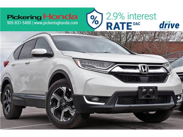 2018 Honda CR-V Touring (Stk: P4874) in Pickering - Image 1 of 33