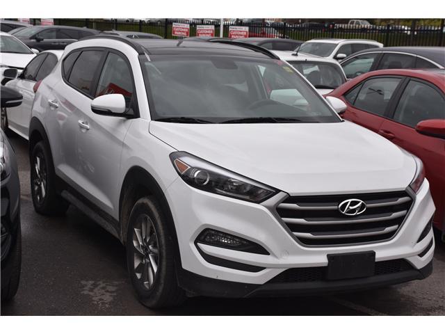 2018 Hyundai Tucson SE 2.0L (Stk: PR1133) in Pickering - Image 1 of 6